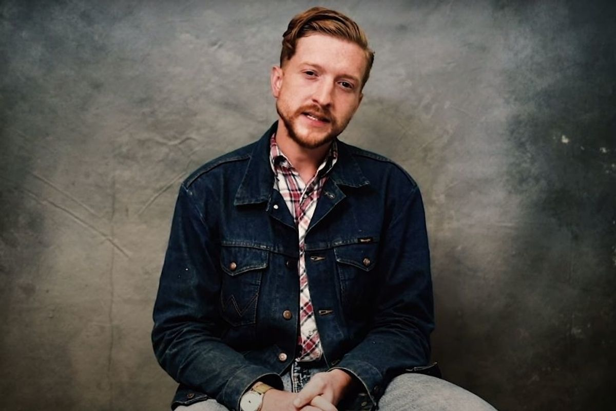 Country musician Tyler Childers share's a powerful racial justice message from Appalachia