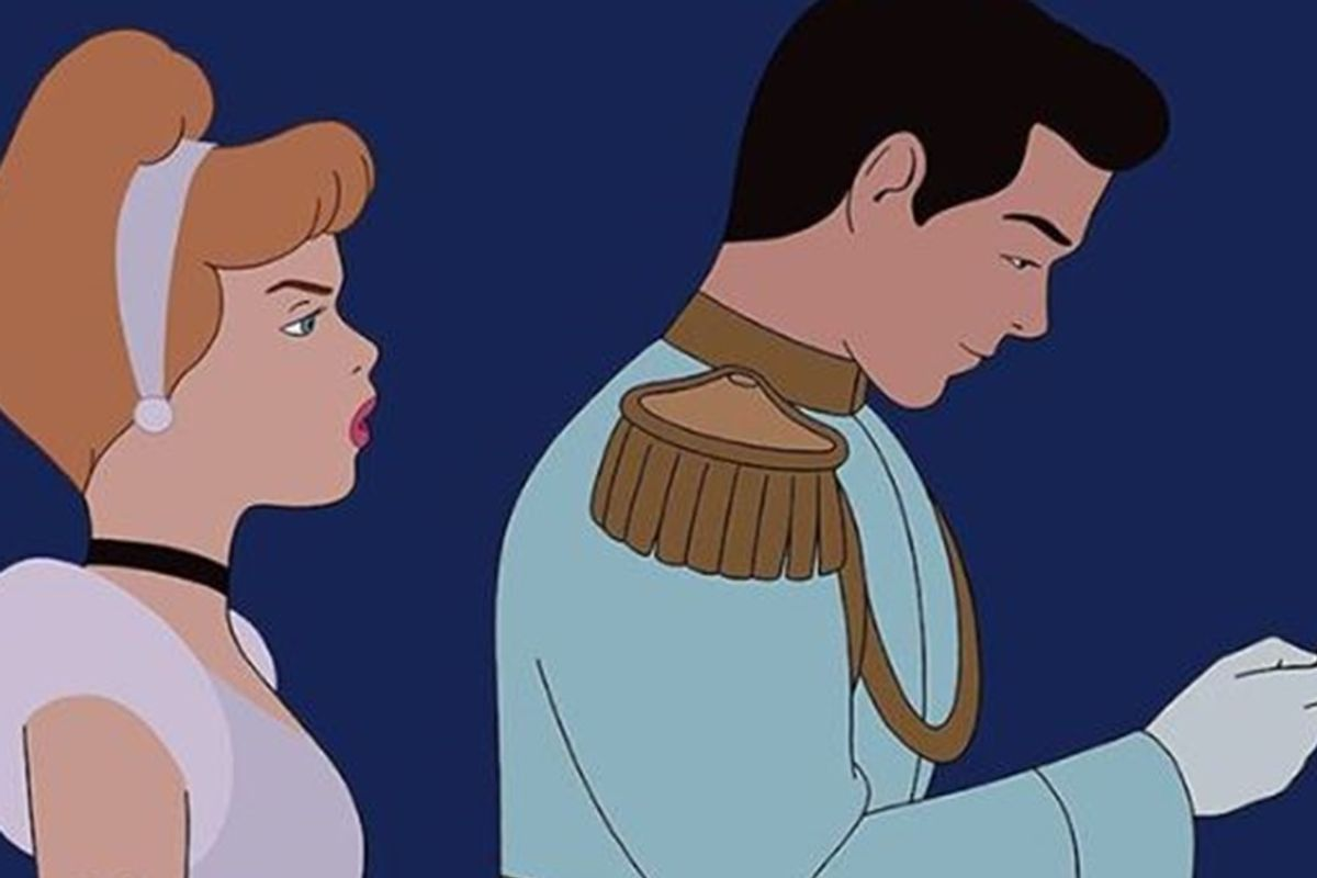 Artist gives a modern twist to Disney's most beloved characters to explain today's world