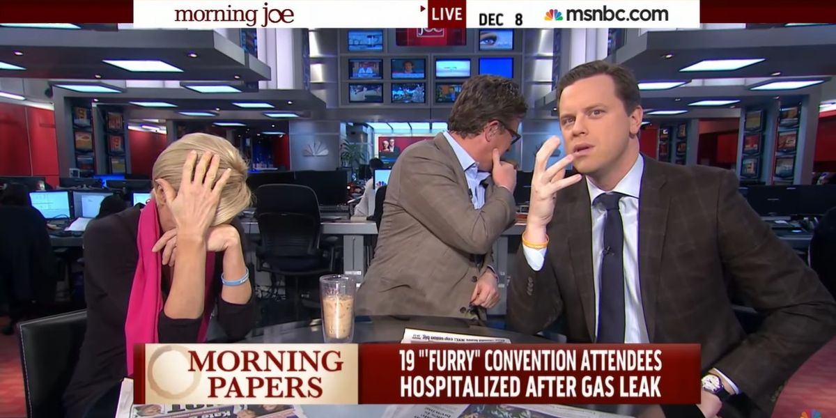 This Haunts Me: The Hilarious and Terrifying World of News Bloopers