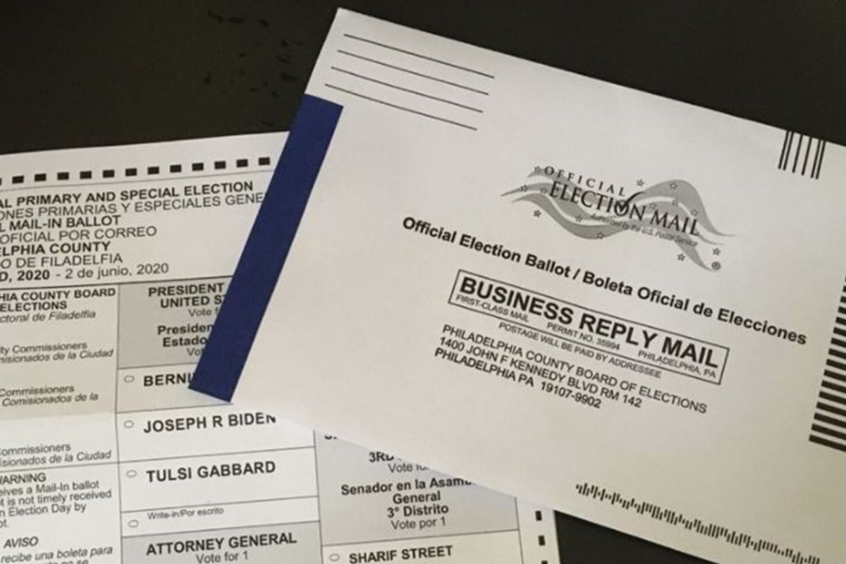 Six ways that mail-in ballots are protected from fraud