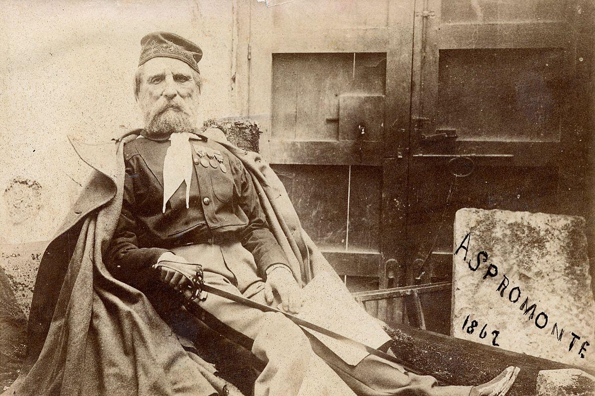 Garibaldi conquistò l'Italia, non la sua cucina
