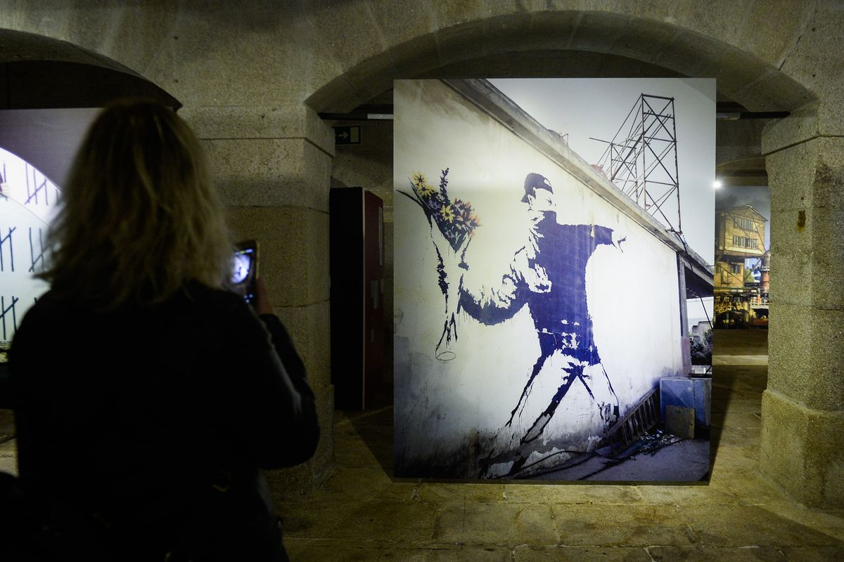 Banksy's Identity May Finally Be Revealed
