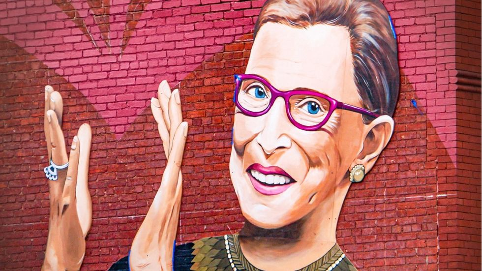 I'm Female, I Have Big Dreams, And Thanks To RBG's Impact, I Know They Can Become A Reality