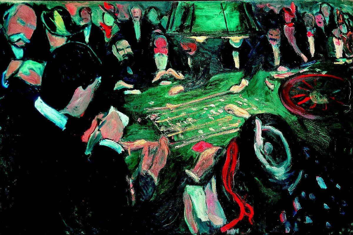 La voglia di rifarsi dei perdenti è la stessa dei tempi di Dostoevskji