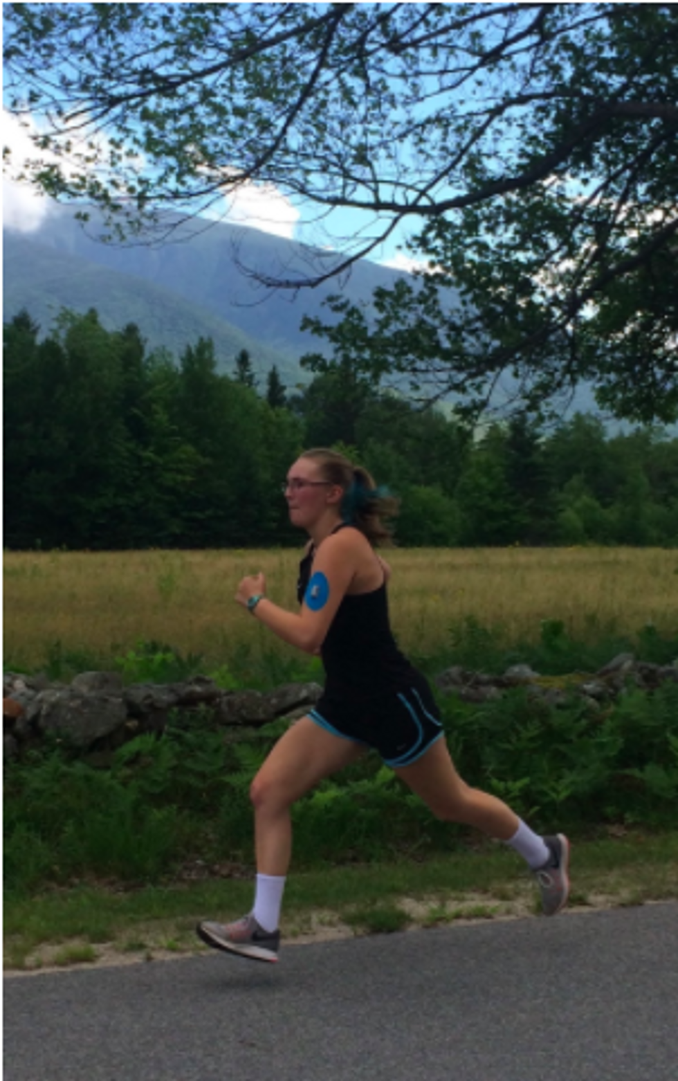 Yes, I Have Type 1 Diabetes, And Yes, I'm Still A Top Athlete