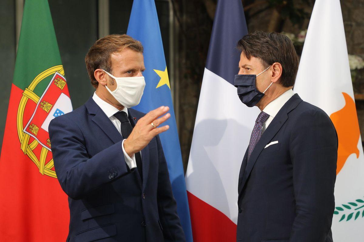 Conte ci vuole rendere vassalli di Macron