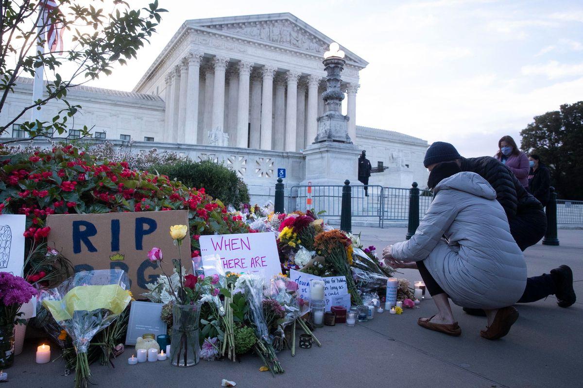 La scomparsa del giudice   Ginsburg consegna a Trump la Corte suprema