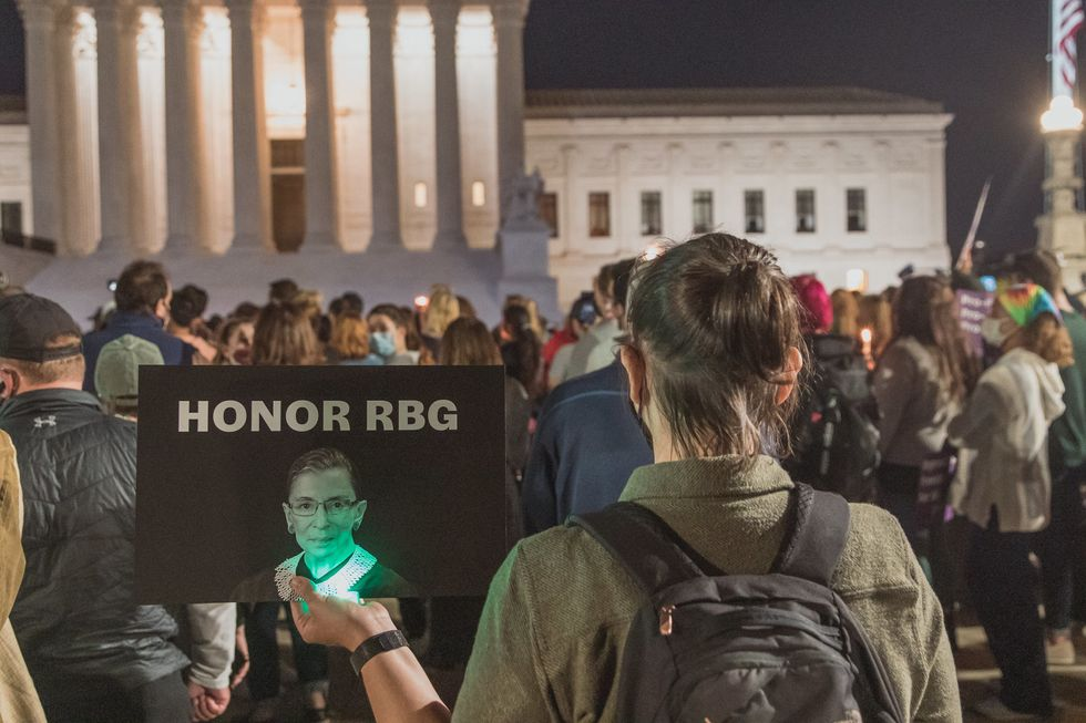 Here's How You Can Honor Ruth Bader Ginsburg's Memory And Legacy