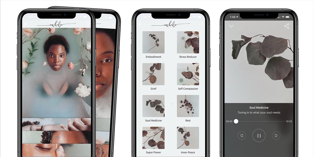 Finally, a Wellness App Not Led by White Women