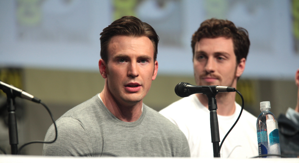 Kat Dennings' Comments About Chris Evans' Nude Leak Were Selfish And Out Of Place
