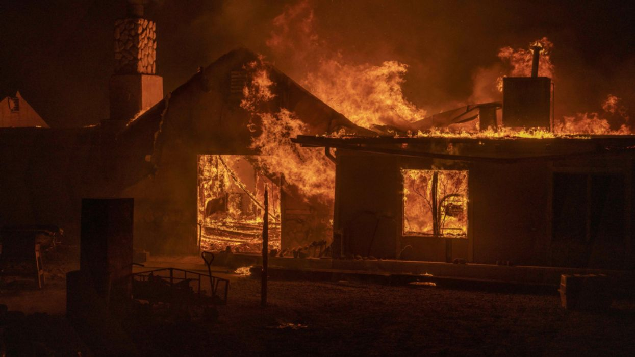 'Wildfires Are Climate Fires': How to Discuss the Climate Crisis