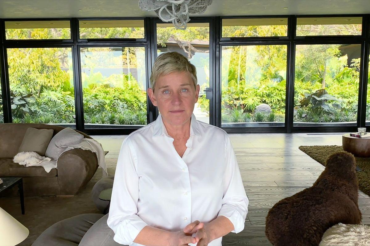 Ellen DeGeneres Finally Talks About It