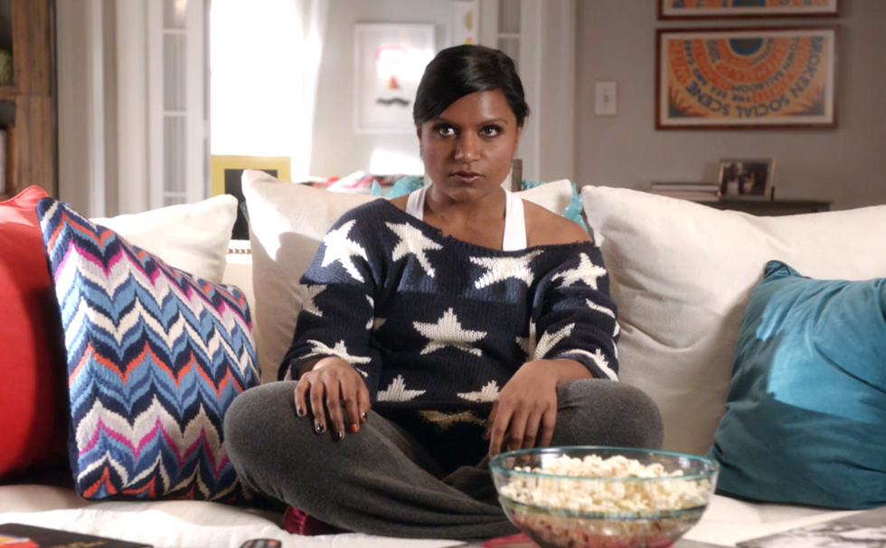 11 Solo At-Home Date Night Ideas For When You're Totally Rocking The Single Life This Fall