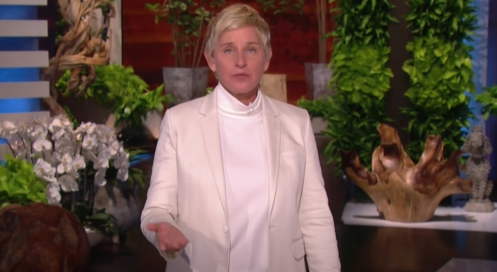 The Ellen DeGeneres Controversy Exposes Our Culture's Need For A Celebrity Villain