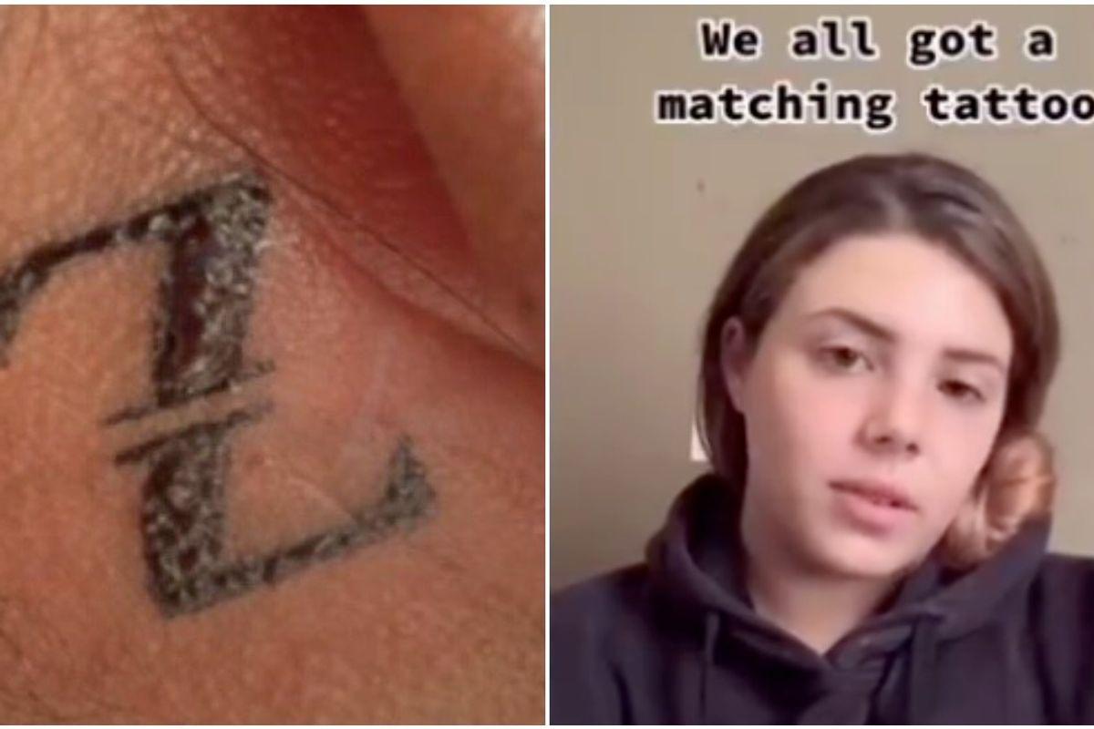 TikTok 'Gen Z Tattoo' Faces Backlash For Resemblance to Nazi Symbol