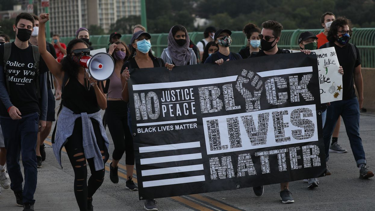 Black Lives Matter removes anti-nuclear family, 'cisgender privilege' content from statement of beliefs
