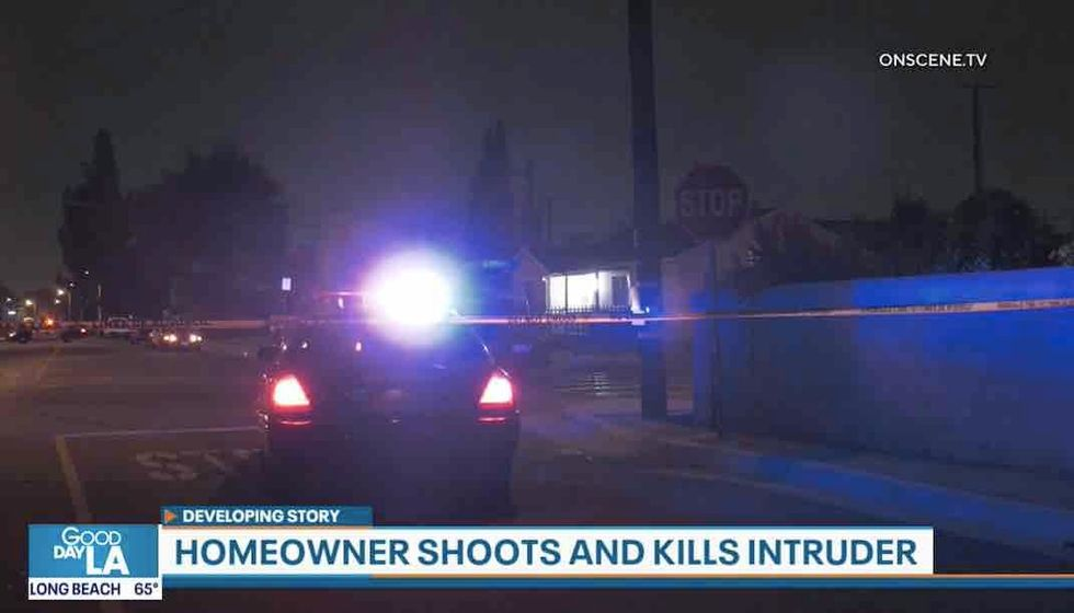 Man shoots intruders, one of them fatally, after they shatter home's window in middle of night