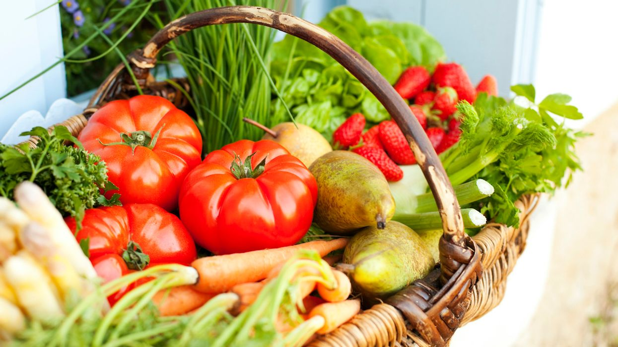 Good Nutrition Can Help Keep COVID-19 and Other Diseases Away