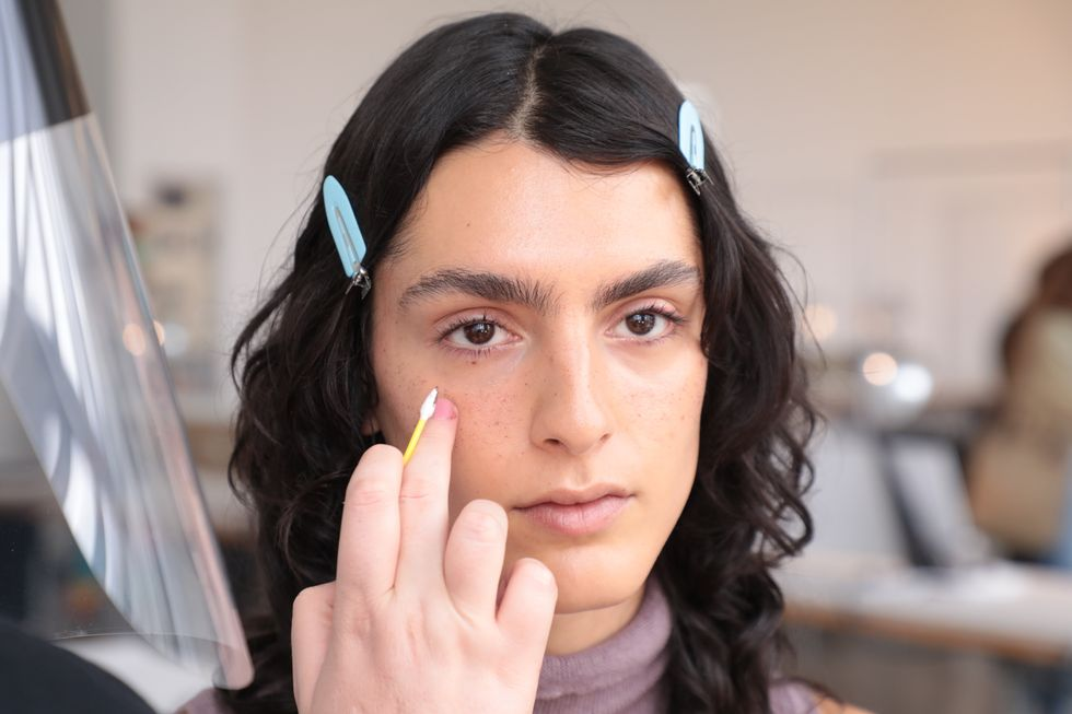 Jason Wu's Recent Runway Show's Models All Wore Maybelline — Get The Look On A SERIOUS Budget