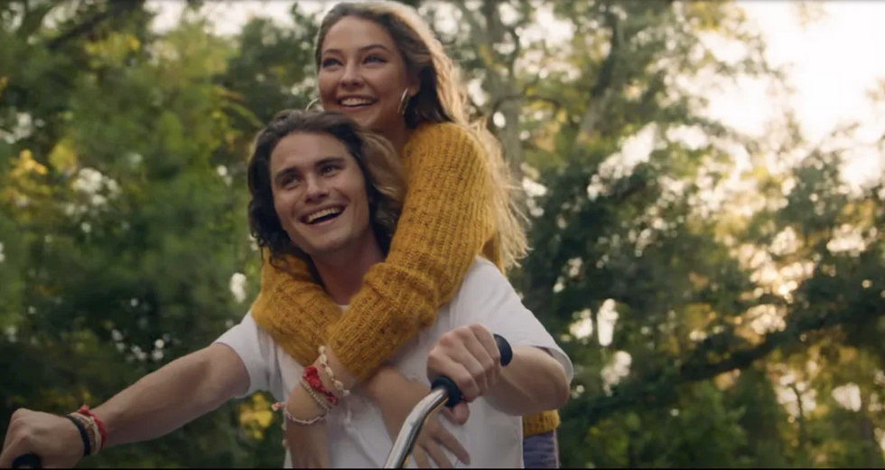 Chase Stokes And Madelyn Cline Are 'Hot Stuff' In Kygo's New Music Video