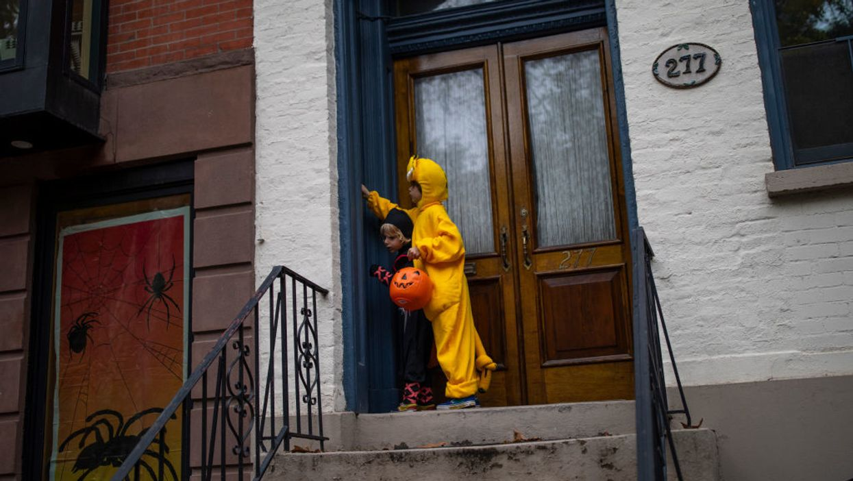 CDC says trick-or-treating is too 'high risk,' suggests small 'open-air costume parades where participants can remain 6 feet apart' instead