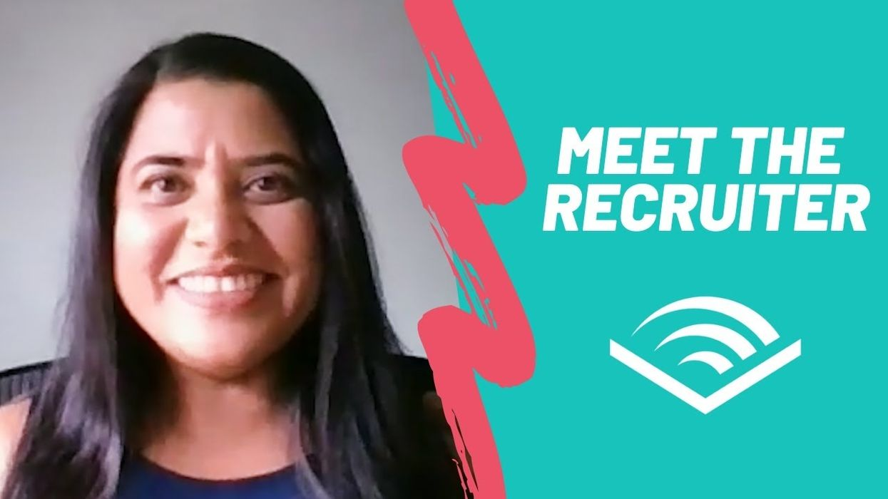 Prep For Your Next Interview With These Tips From Audible Tech Recruiter