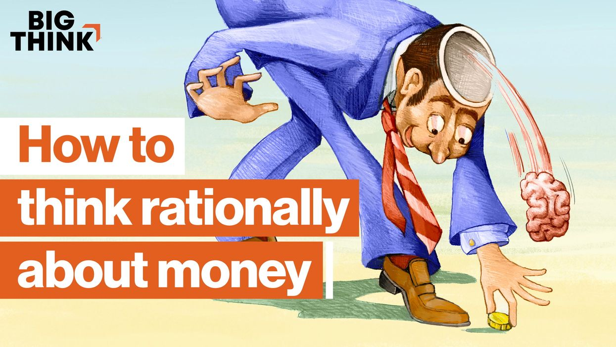 Personal finance: How to save, spend, and think rationally about money