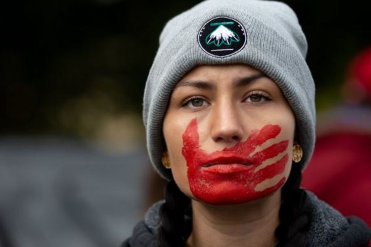 Congress passes a landmark bill to help stop the epidemic of violence against Indigenous women