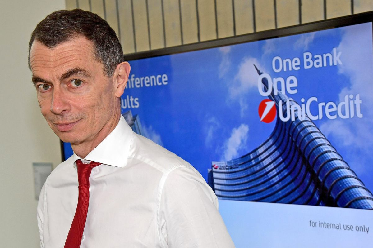 Il matrimonio fra Mps e Unicredit costerebbe 4 miliardi al Tesoro