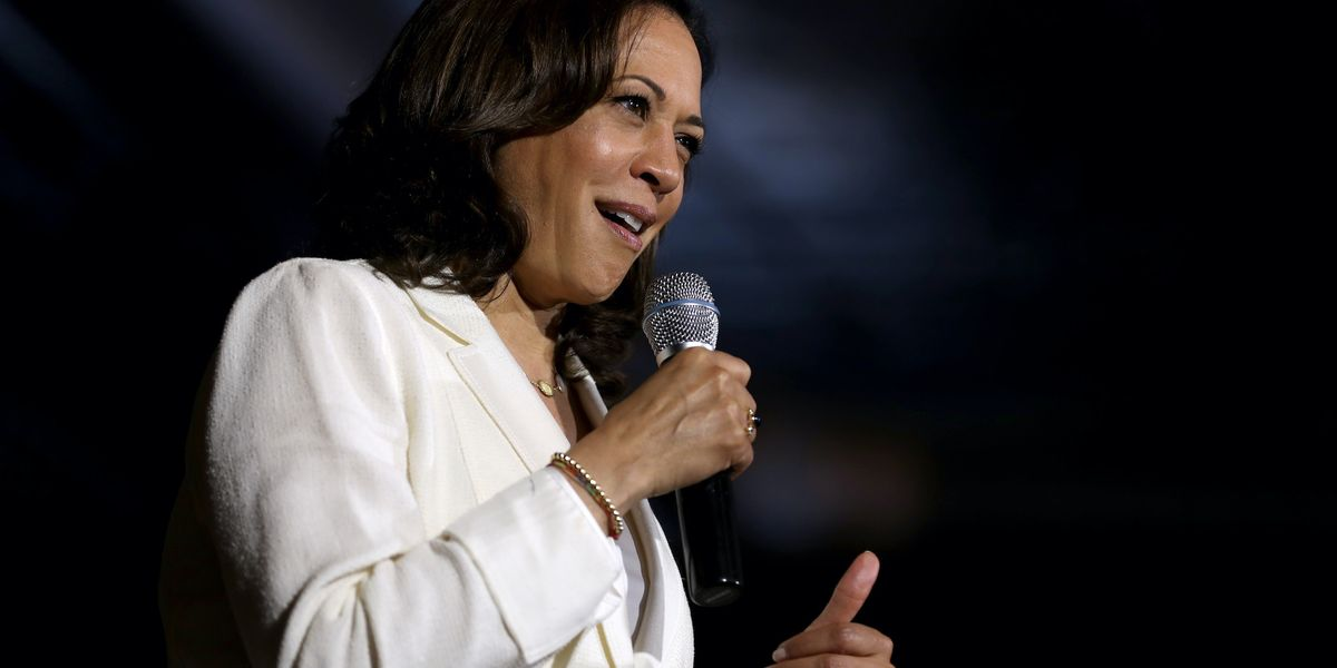 Kamala Harris agrees with audience member at town hall claiming America was built on 'racism, sexism and other evils'