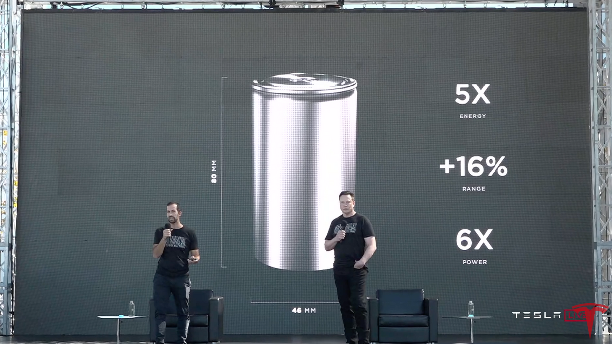Elon Musk promises $25,000 electric car at Tesla s  Battery Day