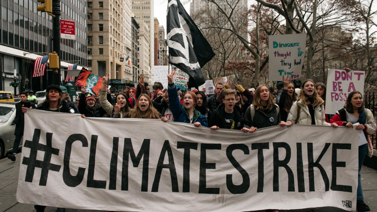 Want the Youth Vote? Prioritize Climate Change