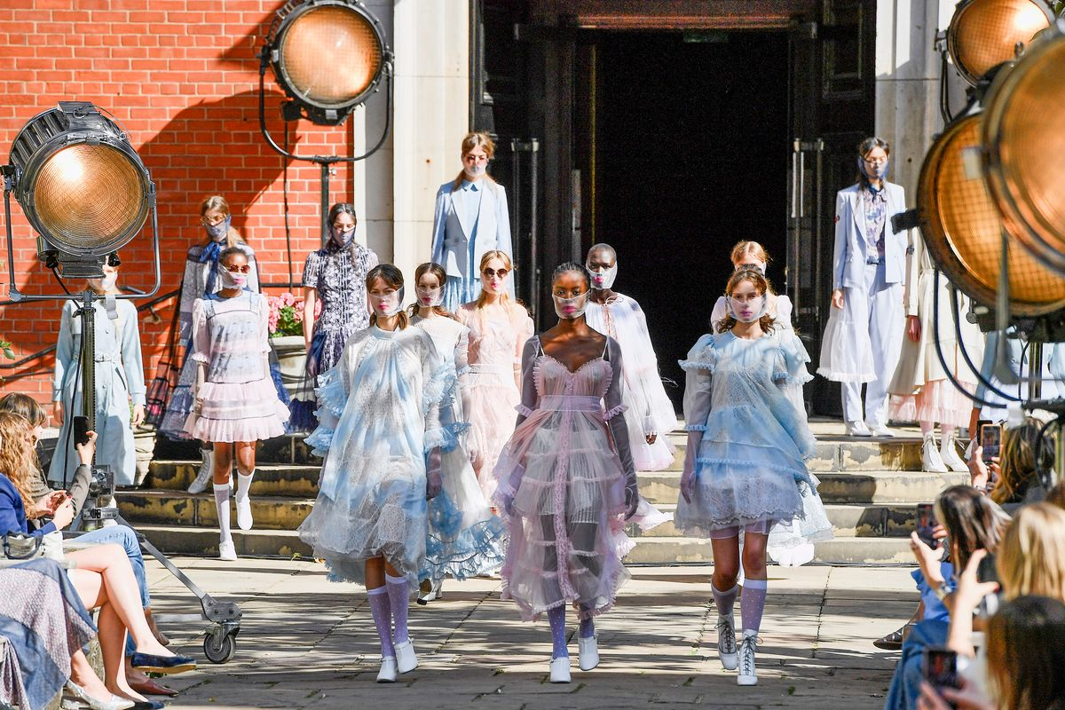 8 Standout Moments You Missed From London Fashion Week