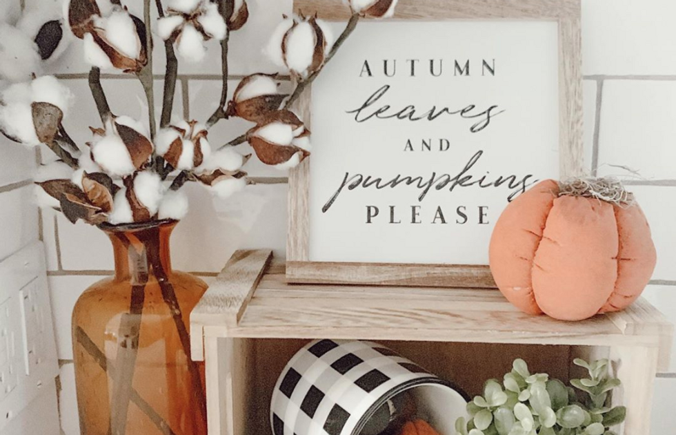 7 Cute Fall Decor Ideas To Easily Upgrade Your Cozy Home Vibes This Season