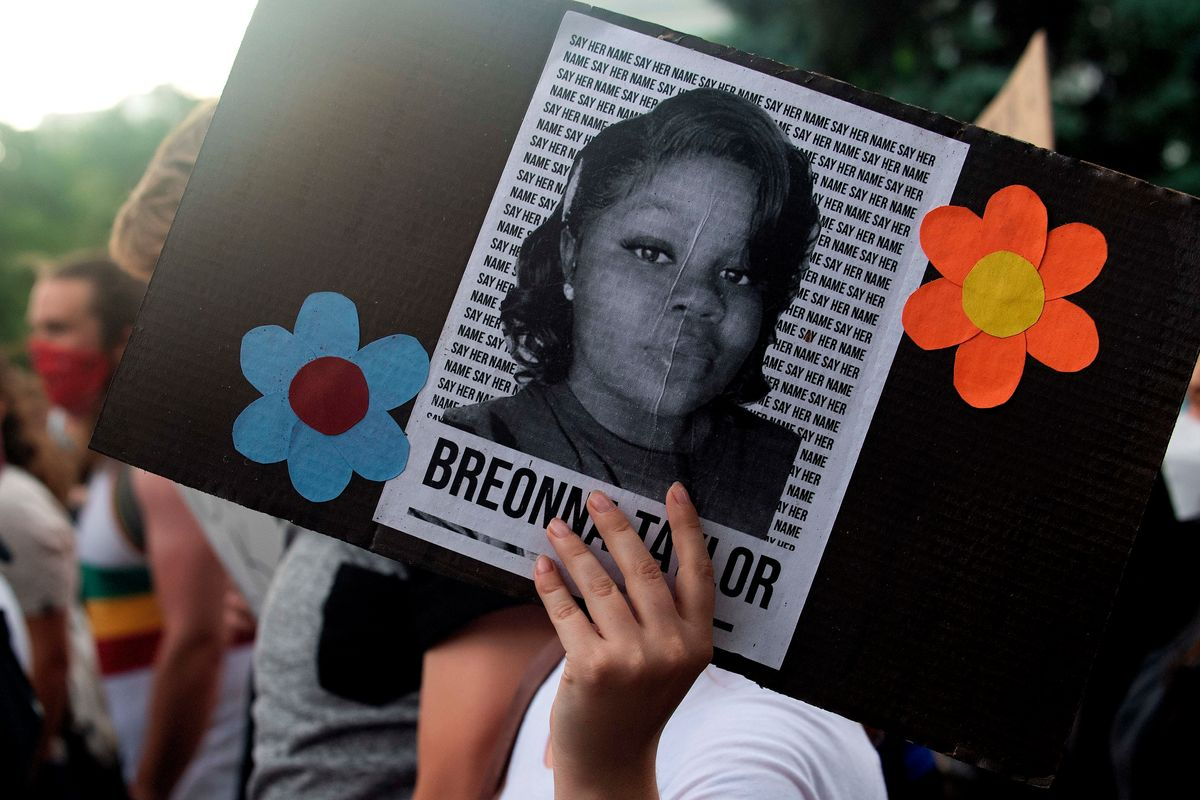 One Officer Has Been Indicted in Breonna Taylor's Case