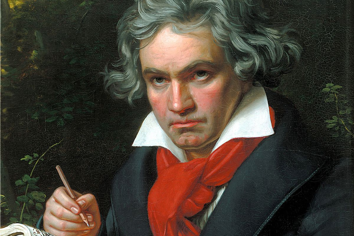 Inchino a Beethoven il Napoleone dei compositori