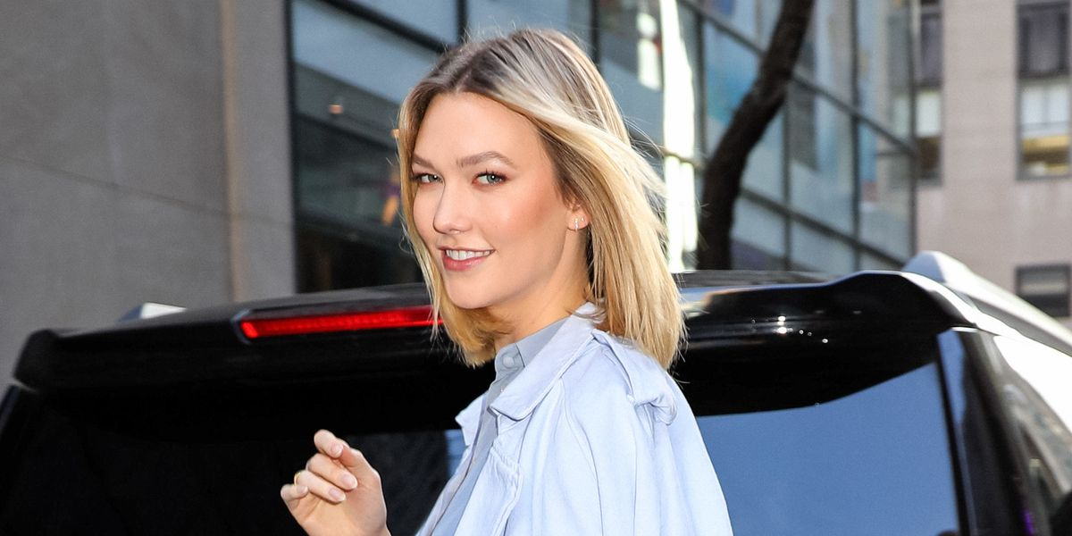 Karlie Kloss Called Out For Voting Photo Shoot