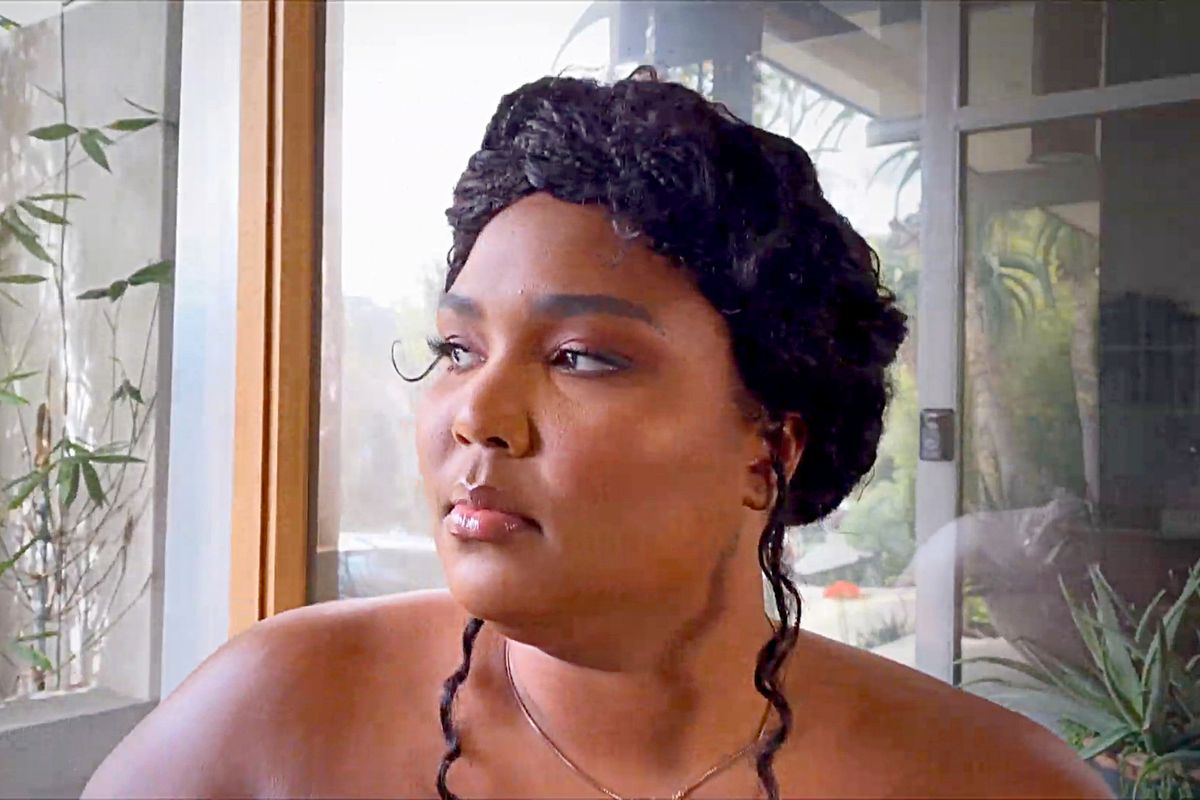Lizzo Is Comfortable Making Music Alone Now