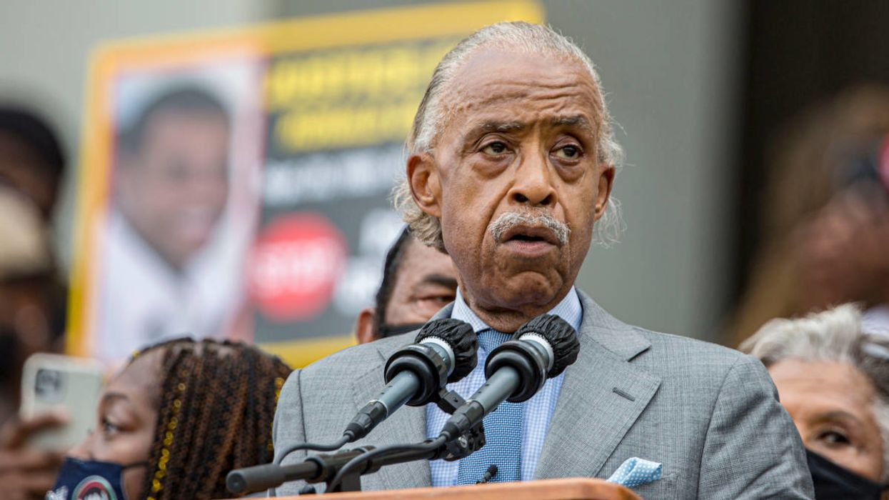 Al Sharpton accuses President Trump of attempting a 'coup' with SCOTUS appointment, says nominee must 'recuse themselves' if election goes to court