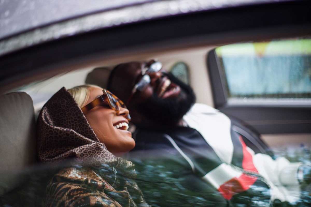 Paloma Ford and Rick Ross Star in 'All For Nothing'