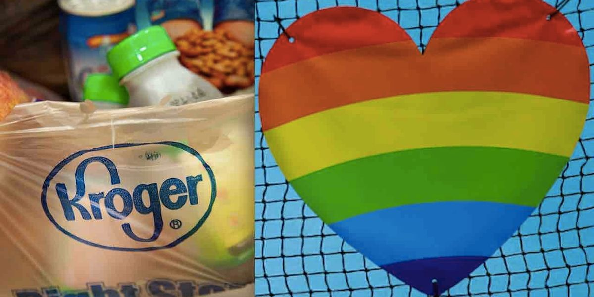 Two Kroger workers fired after refusing to wear LGBTQ apron. Now federal watchdog is suing chain for religious discrimination.