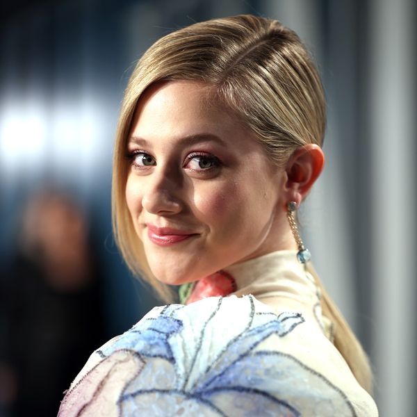 Lili Reinhart Likes to Watch Pimple Popping Videos