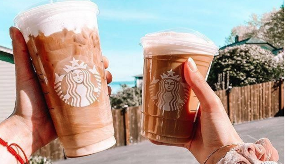 6 Starbucks Drinks Anyone Who Avoids Caffeine Absolutely MUST Know About