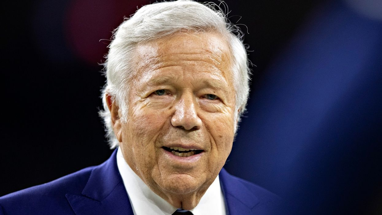 Prosecutors drop prostitution charges against Patriots owner Robert Kraft