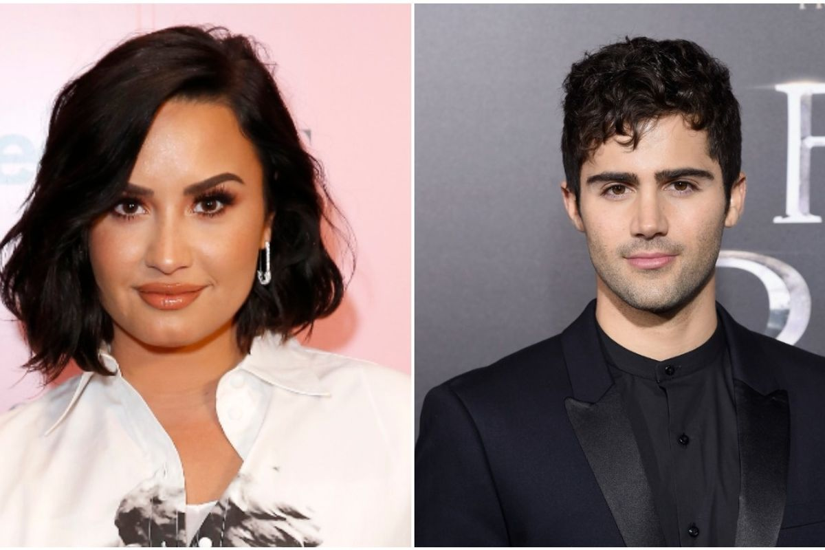 Demi Lovato, Max Ehrich Break Up
