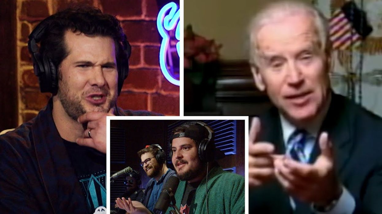 Steven Crowder on why Joe Biden is NOT racist