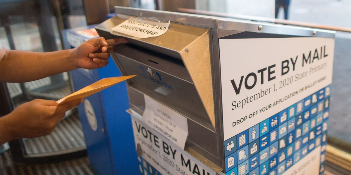 Texas county commissioner and three others arrested over election that was allegedly stolen through mail ballot fraud
