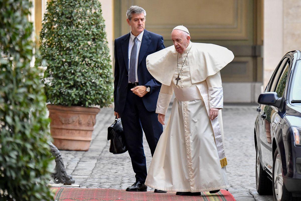 Sottratto al Vaticano mezzo miliardo