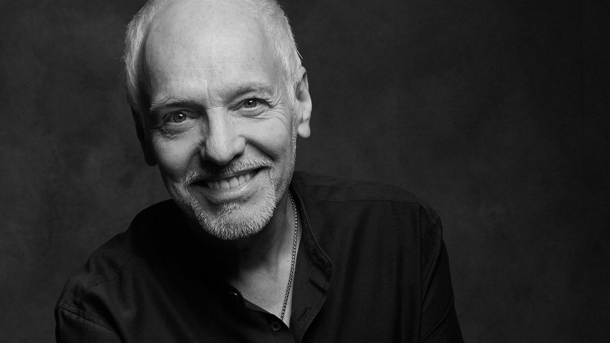 "Peter Frampton Asks ""Do You Feel Like I Do?"" in Rock-Solid Book on Storied Career"