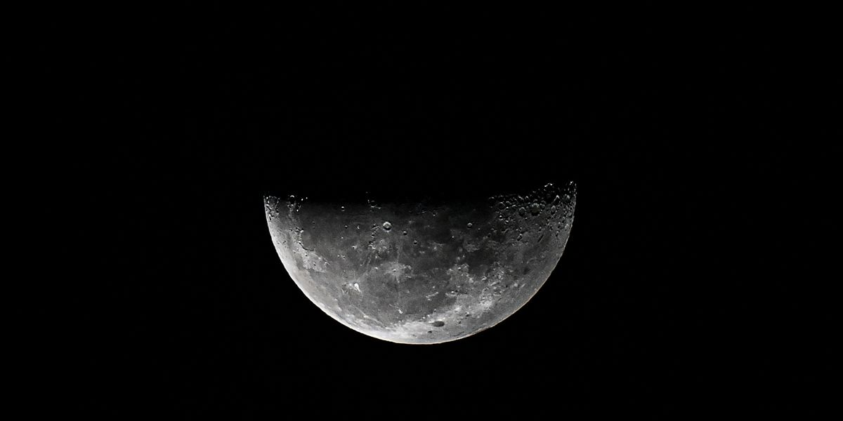 The Moon Is Getting 4G Internet